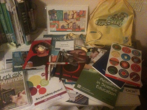 Some of my ASE goodies