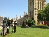 My visit to Parliament